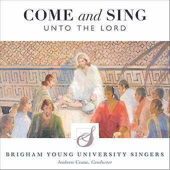 Antognini / Byu Singers / kran - kommer & synge for Herren [CD] USA importen