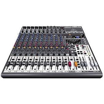Mixing console Behringer XENYX1832 No. of channels:14 USB port