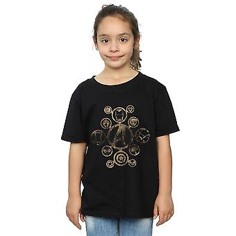 Avengers Girls Infinity War Icons T-Shirt