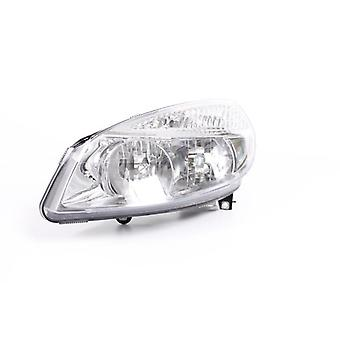 Left Headlamp (Electric Without Motor) For Renault SCENIC 2003-2006