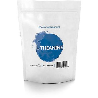 L-Theanine - 250mg Capsules, 400mg Capsules or Powder