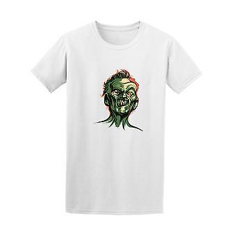 Comic Green Zombie Tee - Image by Shutterstock
