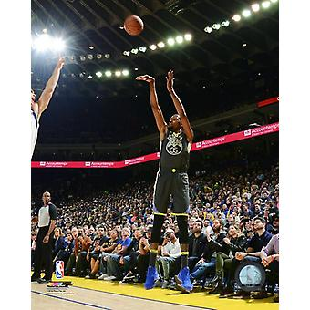 Kevin Durant 2017-18 Action Photo Print