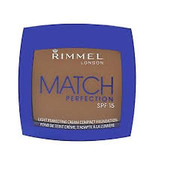 Rimmel Match Perfection Foundation kompakt 7g - sand nøgen