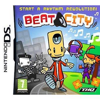 Beat City (Nintendo DS) - Factory Sealed