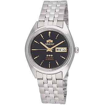 Orient watch 3 stars automatic silver