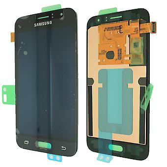 Samsung Galaxy J120 ekran LCD - Service Pack - czarny