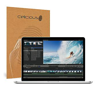 Celicious Impact anti-schok Screen Protector voor Apple Macbook Pro 15 A1398 (2012)