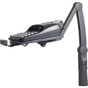 Telephone swivel arm Hansawerke TSA5020004 Tiltable, Swivelling Black 1 pc(s)