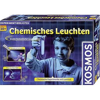 Science kit Kosmos Chemisches Leuchten 644895 10 years and over