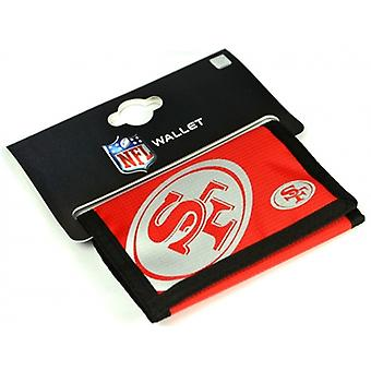 San Francisco 49Ers Nfl Nylon Wallet - Official Product