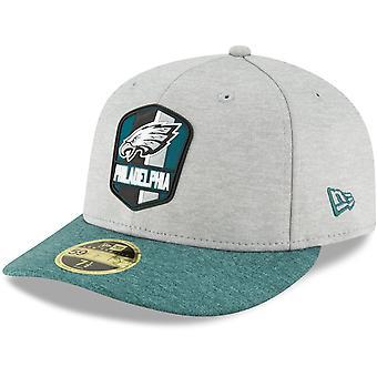 New Era LP 59Fifty Cap - Sideline Away Philadelphia Eagles