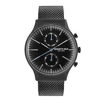 Kenneth Cole New York homme montre montre-bracelet en acier inoxydable KC50585007