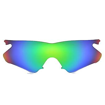 M Frame Heater Polarized Lenses Accessories Green Navy Blue by SEEK fits OAKLEY