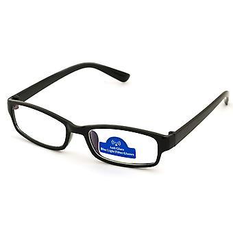 BOOLAVARD Gamma RAY Anti UV bländning skadligt blått ljus dator glasögon