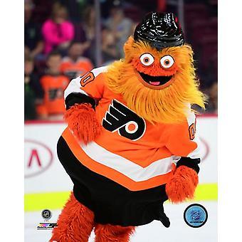 Graveleuse Philadelphia Flyers mascotte Photo Print