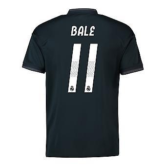 2018-19 weg Shirt van real Madrid (Bale 11) - Kids