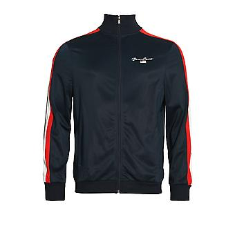 Penn Sport Taped Track Jacket | Navy