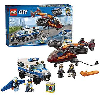 LEGO City 60209 cielo policía diamante Heist