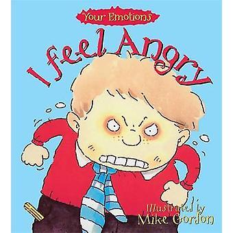 أنني أشعر بالغضب بريان موسى-مايك غوردون--كتاب 9780750214032