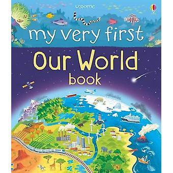 Mój pierwszy nasz świat książki przez Matthew Oldham - Stępień - 97814