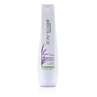 Matrix Biolage HydraSource Detangling Solution (For Dry Hair) 400ml/13.5oz