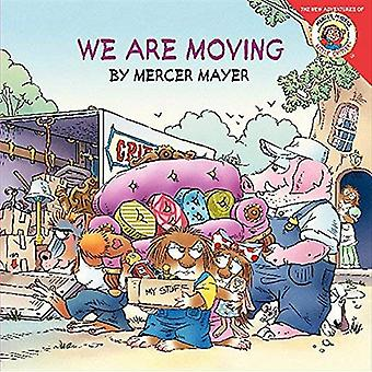 We Are Moving (Little Critter