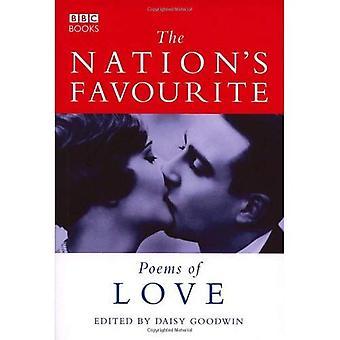 The Nation's favoriete Love Poems (poëzie)