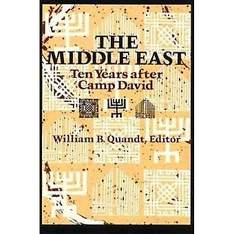 Oriente: Diez años después de Camp David