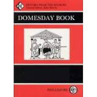 The Domesday Book: Rutland (Domesday Books (Phillimore))