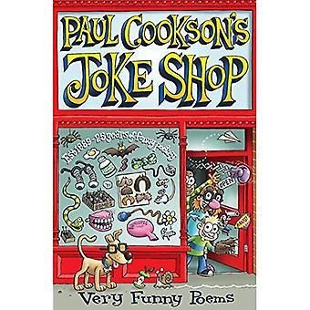 Paul Cooksons skämt butik: valt Paul Cookson dikter