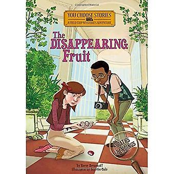 De verdwijnende Fruit: Een interactieve Mystery Adventure (u verhalen: excursie Mysteries)