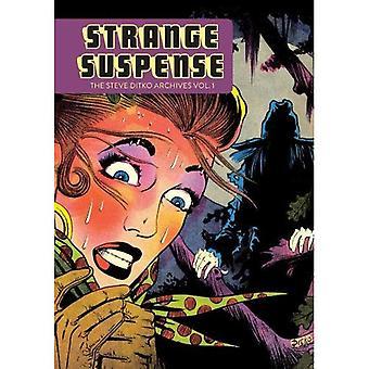 Étrange Suspense: Le Steve Ditko Archives Vol. 1