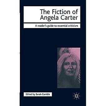 La ficción de Angela Carter (guías del icono lector a la crítica esencial)