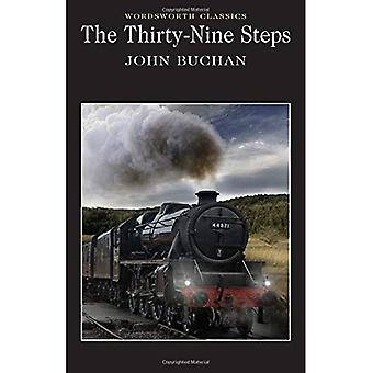 The Thirty-Nine Steps (Wordsworth Classics)