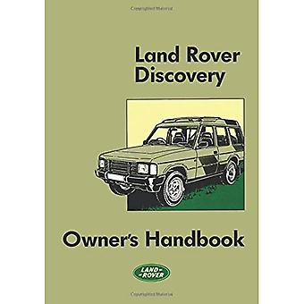 Land Rover Discovery Owner's Handbook