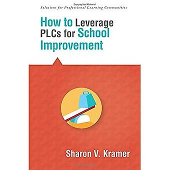 How to Leverage Plcs for School Improvement (Solutions)