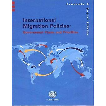 Internationale migratiebeleid: Regering standpunten en prioriteiten (bevolkingsonderzoeken)