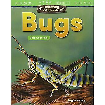 Amazing animaux: Des Bugs: sauter de comptage (maternelle) (lecteurs de mathématiques)