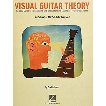 Visual Guitar Theory: An Easy Guide to Recognizing and Understanding Essential Fretboard Patterns