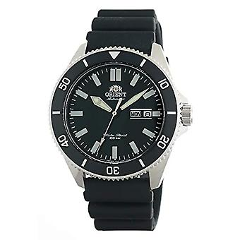 Orient Automatic Analog Man with rubber strap RA-AA0010B19B
