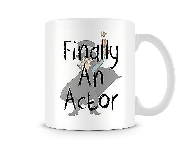 Finally An Actor Mug