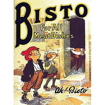 Bisto Kids small metal sign   (og 2015)