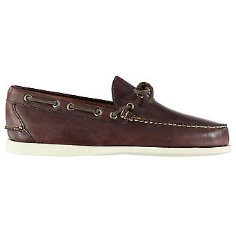 Bass Weejuns Mens Decker Pull Up Shoes