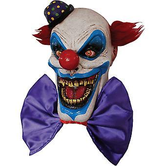 Chompo der Clownsmaske