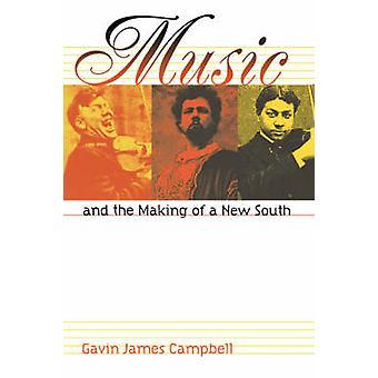 Musik och skapandet av en ny söder av Campbell & Gavin James