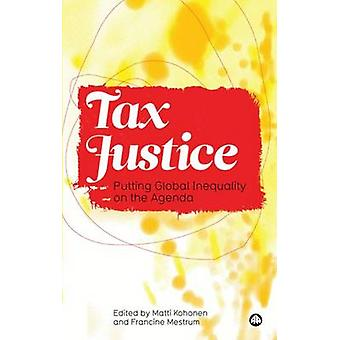 Tax Justice - Global Inequality om op de Agenda door Matti Kohonen