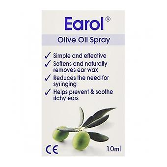 Spray d'huile d'Olive Lucas 10Ml