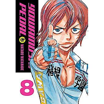 Yowamushi pedale - Vol. 8 da Wataru Watanabe - 9780316520782 libro