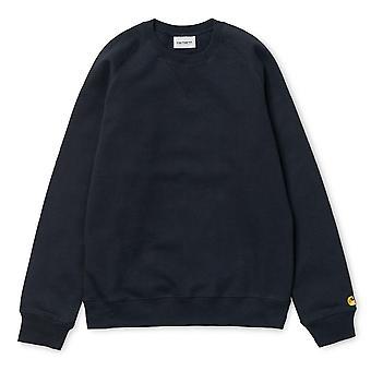 Carhartt WIP Chase Sweatshirt donker